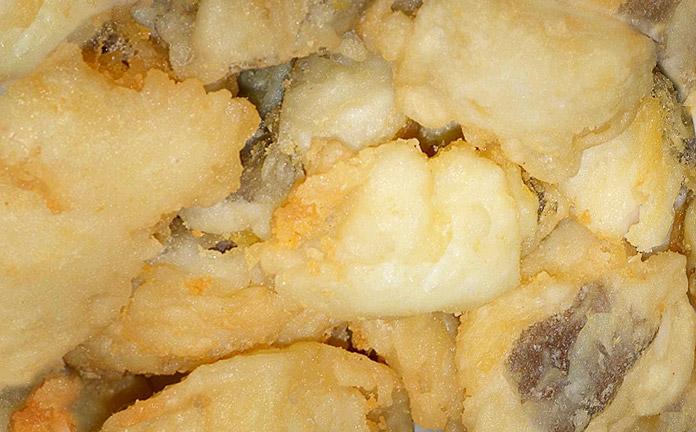 Baccalà in agliata