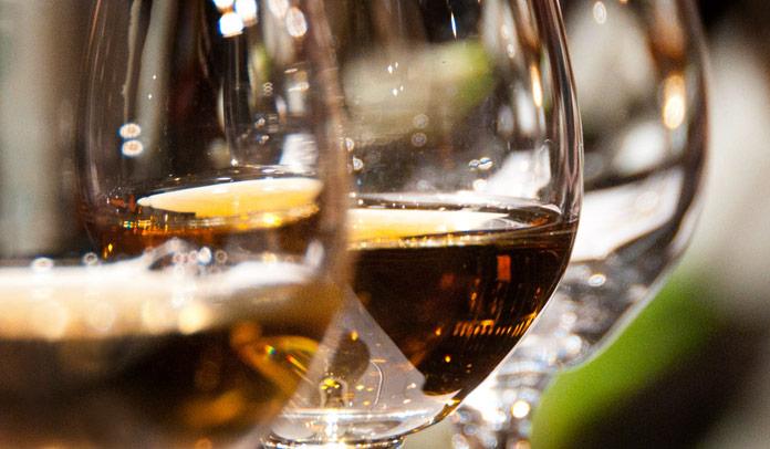 Distillato di prugna