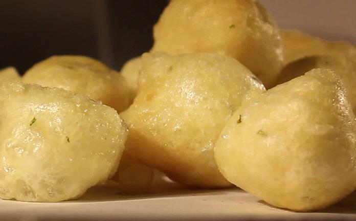 Cuculli Frittelle di farina di ceci