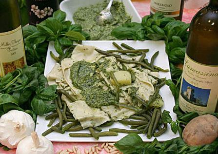 ricette tipiche liguri e specialita gastronomiche con foto e preparazione
