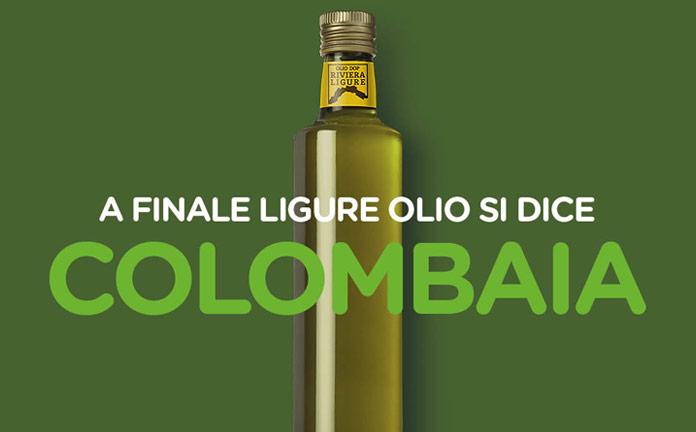 Olio Oliva Colombaia