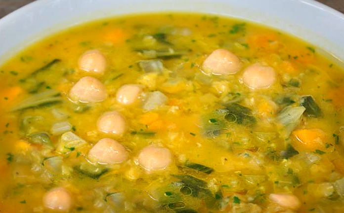 Zuppa di Ceci